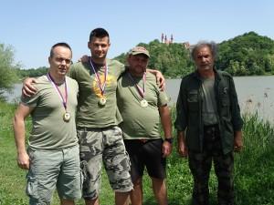 Naša ekipa kraparjev  je dosegla 1. mesto na tkmi v Sv. Trojici- čestitamo.